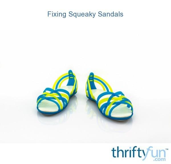 blue sandals fancy1