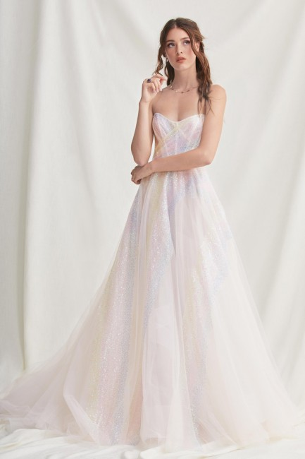 willowby aquarius strapless a line bridal gown 01 616