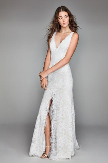 willowby libra cutout back wedding dress 01 372