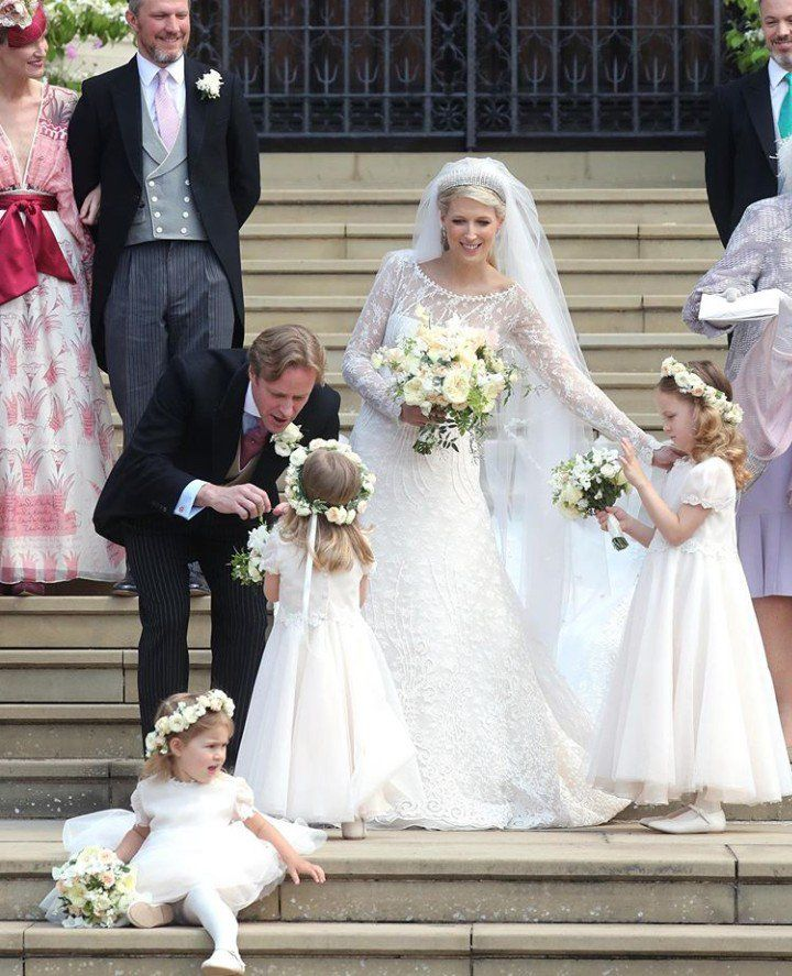 Windsor Wedding Dresses Elegant Kate Middleton On A Royal Wedding In 2019