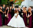 Wine Colored Wedding Dresses Lovely Wedding Party Color Scheme Burgundy Dresses & Dark Gray