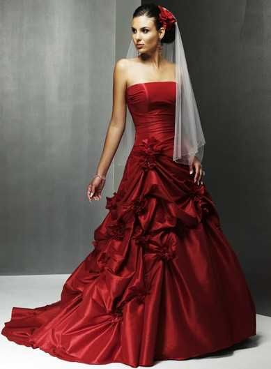 Wine Colored Wedding Dresses Unique Red Wedding Dress Wedding Dresses