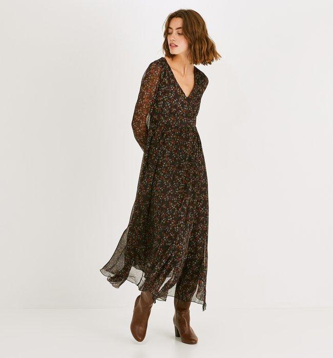 long dress black print zp s3 produit 650x699