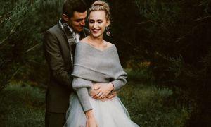 23 Awesome Winter Wonderland Wedding Dresses