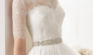 30 Elegant Wish Wedding Dresses