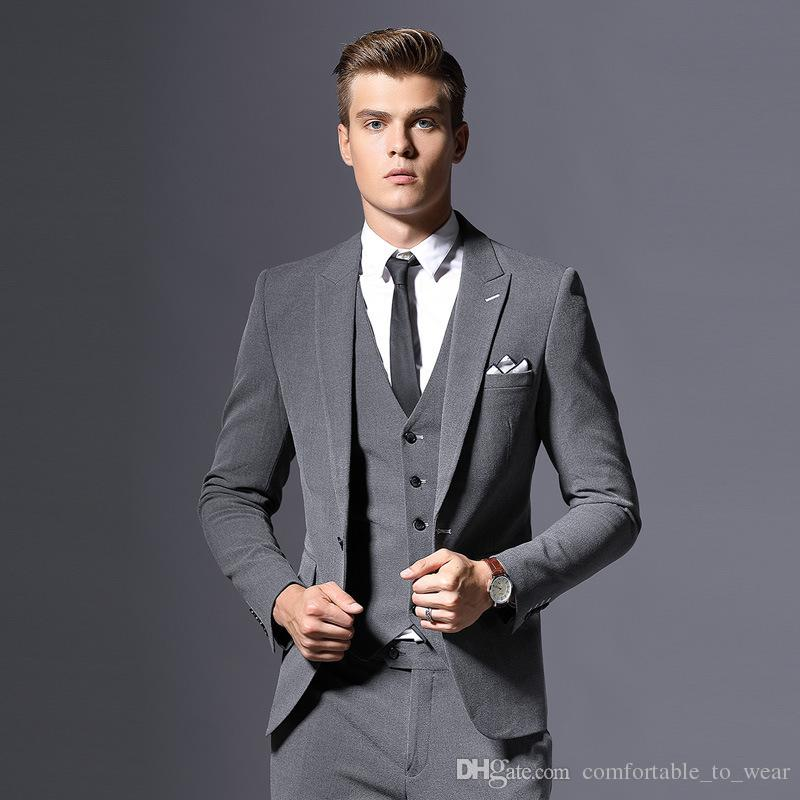 2019 new british style men 039 s business