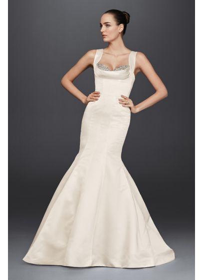 Zac Posen Wedding Dresses Fresh Truly Zac Posen Mermaid Wedding Dress with Crystal Zp