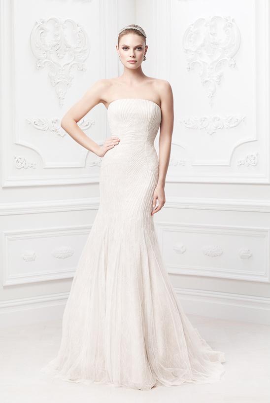 truly zac posen wedding gowns at david